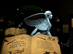 英國舉辦'哈利·波特'回顧展