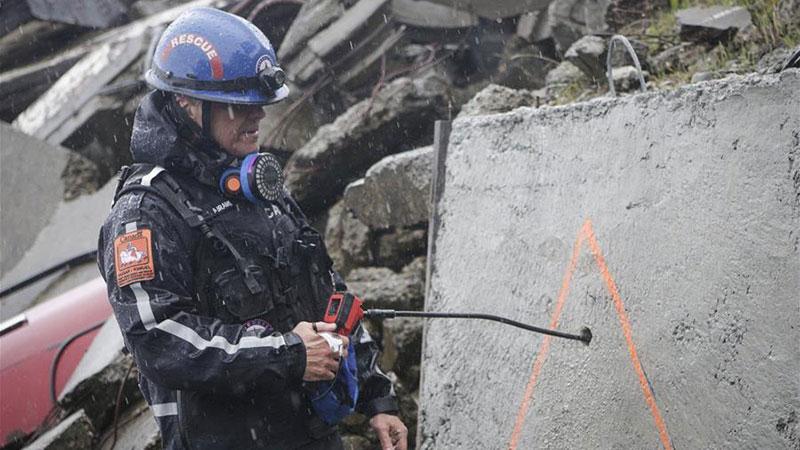 加拿大举行全国大规模地震演习