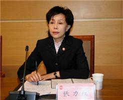 張力紅:引導黨員幹部把思想統一到黨中央提出的新思想上來