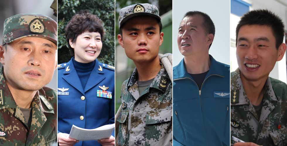 【我是黨代表】中國軍人的擔當