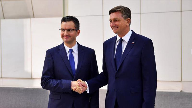 斯洛文尼亚举行总统选举