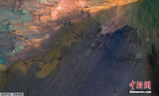 火星有磁场尾巴 或可解释红色星球大气消失之谜