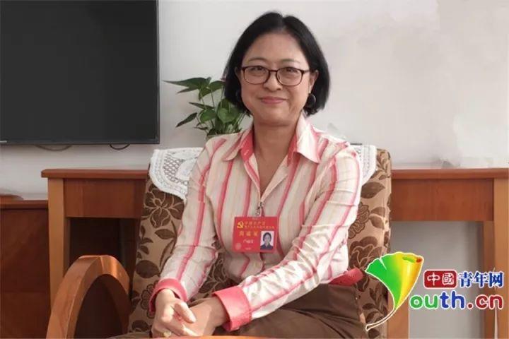专访卢丽安:没有融入祖国的台湾梦是黄粱一梦