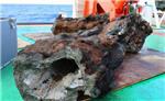 '向阳红01'船南大西洋获取海底热液'烟囱体'