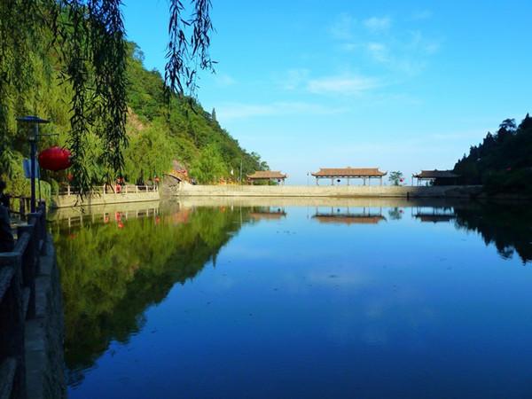 西安金龙峡风景区
