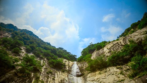 陕西太平国家森林公园