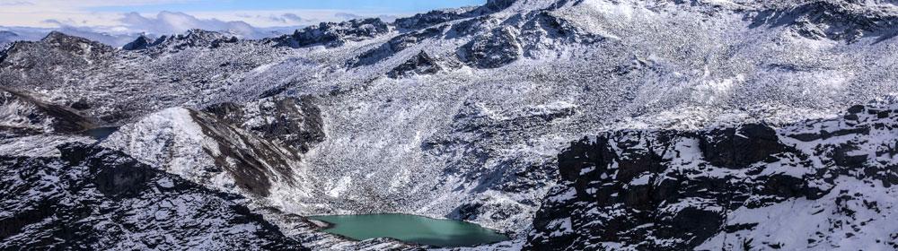 达古冰山 就是一个让灵魂宁静的地方(图)