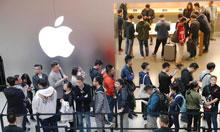 蘋果iPhoneX上海開售
