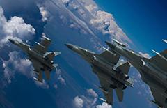 中国空军向全疆域作战的现代化战略性军种迈进[组图]