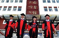 西藏本土培养的首批博士研究生毕业[图]