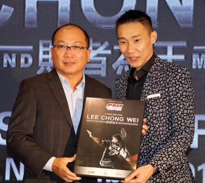 2017年中国羽毛球公开赛在福州开战 李宗伟首次