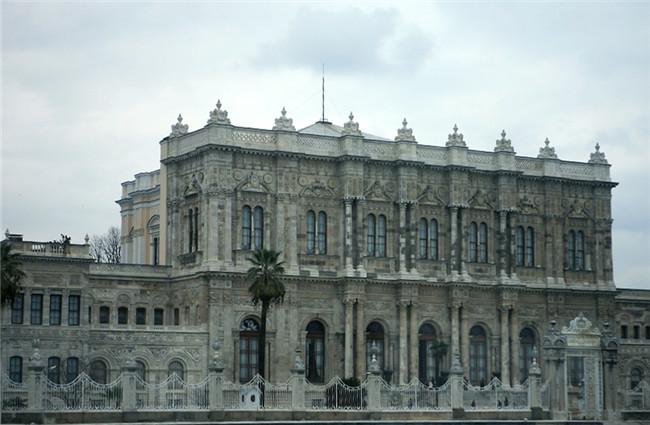 【中国人走世界】之中亚风情 土耳其 多玛巴赫切宫