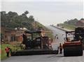 中國築路技術助力烏干達發展