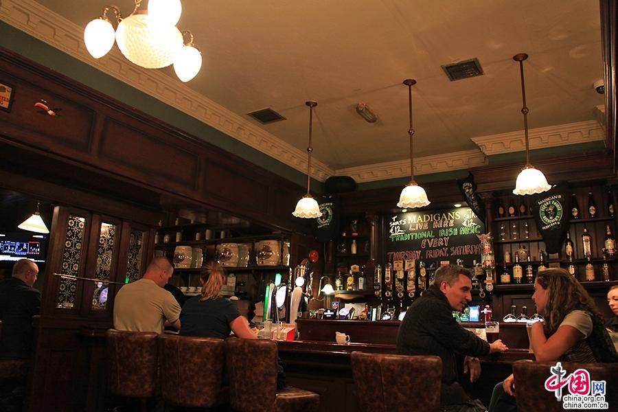 奧康內爾大街的小酒館