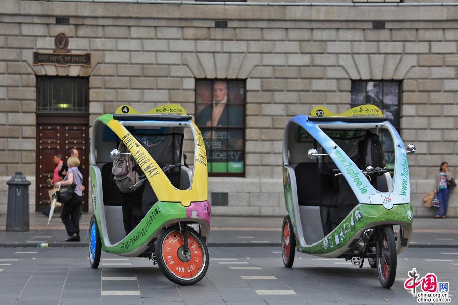 奧康奈爾大街的交通工具