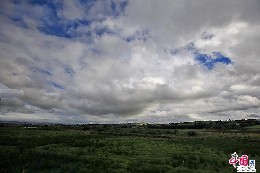 凯里郡的优美自然风光