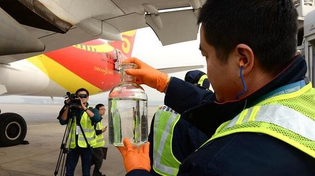 我国首班生物航煤跨洋航班飞行圆满成功
