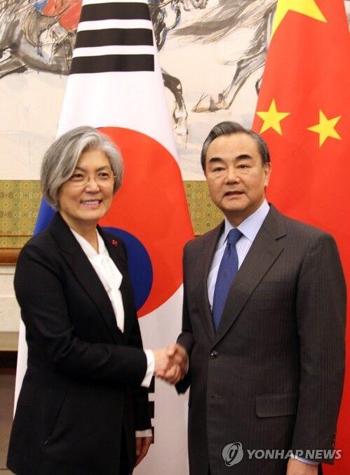 韩外交部:中韩就文在寅12月中旬访华事宜达成一致