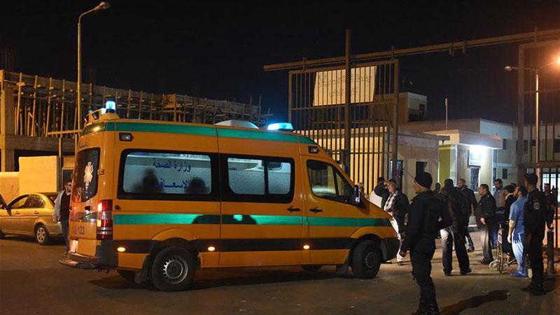 埃及恐袭死亡人数升至235人