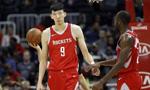 三分首入得分新高 周琦在NBA迎来新突破