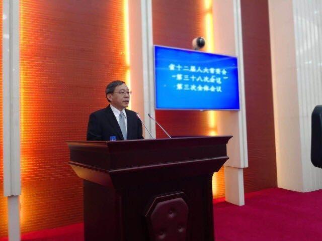 侯淅珉任吉林省副省长 此前任安徽省政府秘书长