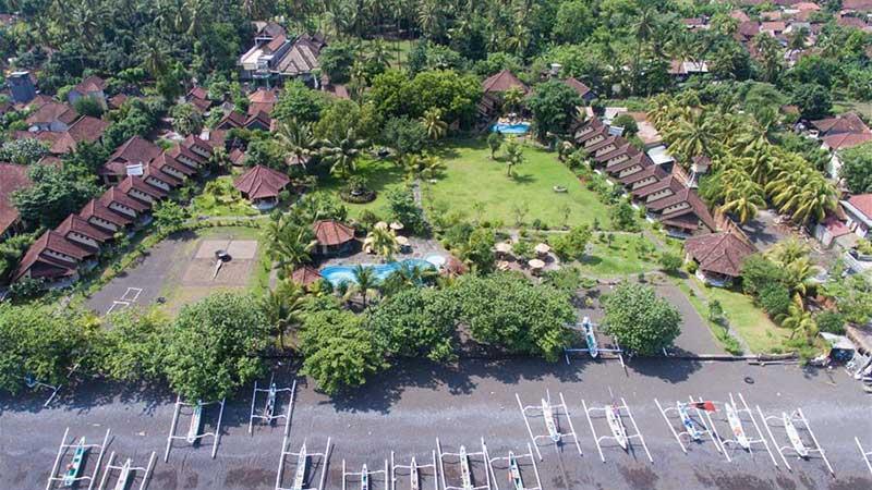 火山喷发致巴厘岛旅游业遭受打击