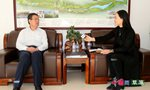 专访锡林郭勒盟委书记罗虎在:坚守生态底线 建设美丽锡林郭勒