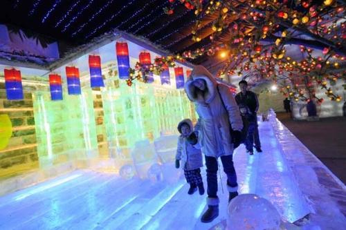 延庆冰雪欢乐节启动 近40项活动陆续登场