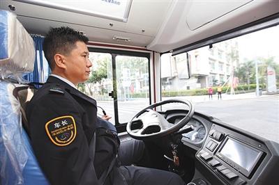无人驾驶未入交通法规 深圳自动驾驶巴士存法律困境