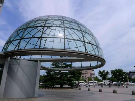 蔡奇谈长安街规划:要展现宏伟庄重的大国首都形象