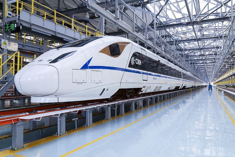 高铁g400内部结构图