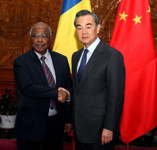 两国元首就双边关系达成共识,助力乍得实现发展