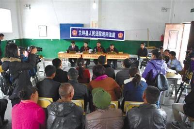 子女辍学家长被镇政府告上法庭 法院当庭进行调解
