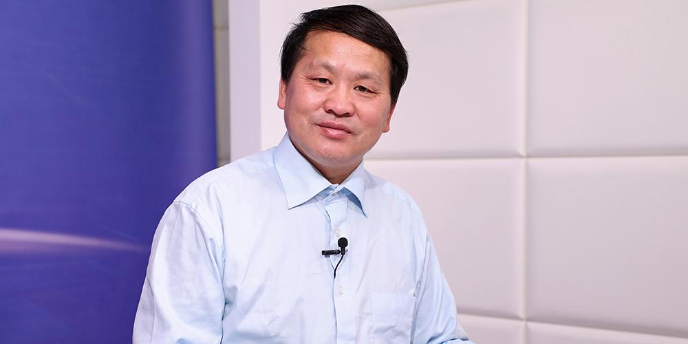 中国艺术研究院建筑艺术研究所的研究员——崔勇