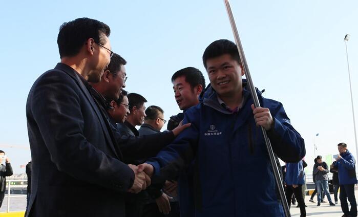 首次综合性业务化调查航次 中国大洋49航次起航