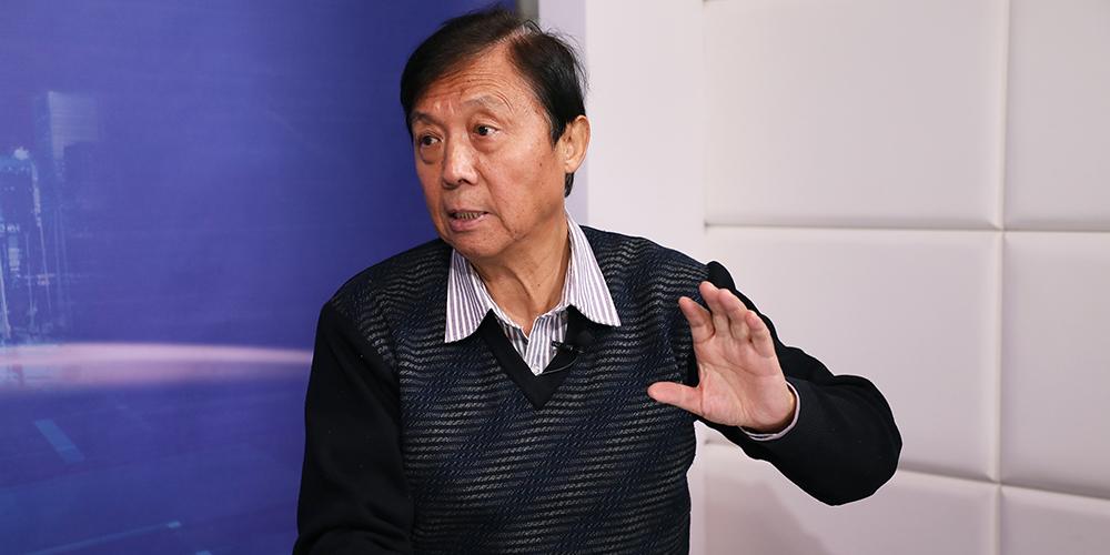 中国园艺学会球根花卉分会名誉会长——穆鼎