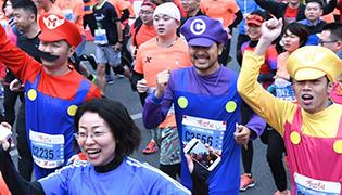 2017深圳國際馬拉鬆開跑