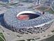 صور جوية لأماكن فعاليات أولمبياد بكين