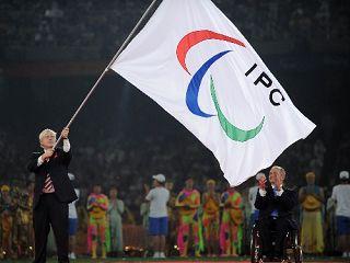 بكين تسلم عصا استضافة اولمبياد المعاقين الى لندن