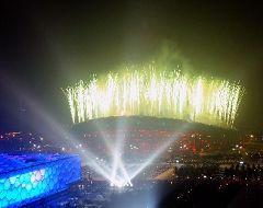 حفل الاختتام لاولمبياد بكين للمعاقين
