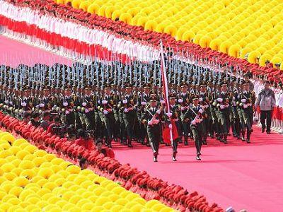 احتفالات بالعيد الوطني الستين