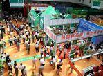 إنعقاد أعمال الدورة العاشرة لمعرض الزراعة الدولي في شينجيانغ(صور )