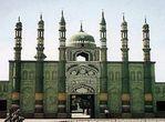 البنايات الإسلامية في شينجيانغ