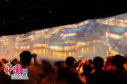 جولة في جناح الصين بحديقة إكسبو شانغهاي العالمي