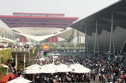 عدد زوار معرض شانغهاي العالمي يحطم رقما قياسيا