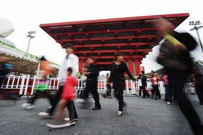 عدد زوار معرض اكسبو شانغهاي يتجاوز 70 مليونا