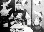 آخر إمبراطور صيني و'مجلس الوزراء المكون من أفراد أسرة الإمبراطور' (خاص)