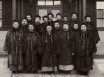 إعادة ملامح الموظفين الرسميين في فترة نهاية حكم أسرة تشينغ (خاص)