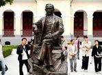 مواقع وآثار ثورة شينهاي تشهد رواجا وازدهارا خلال عطلة العيد الوطني (خاص)