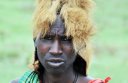 رحلة إلى قرية في كينيا